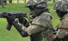 В батальоне Донбасс появились женщины-бойцы