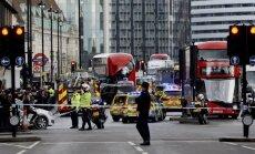 Incidentas prie Jungtinės Karalystės parlamento rūmų