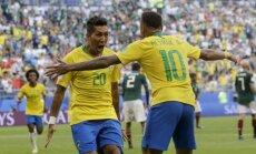 Pasaulio čempionato aštuntfinalis: Brazilija – Meksika