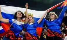 Rusijos rinktinės sirgalės
