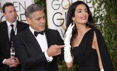 Джордж Клуни рассказал, как делал предложение своей жене
