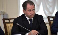 Посол РФ в Беларуси Михаил Бабич
