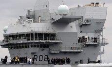 laivas Queen Elizabeth