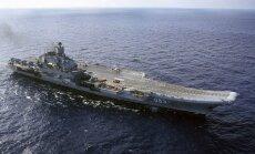 Rusijos lėktuvnešis Admiral Kuznecov