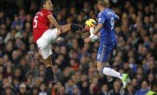 Rio Ferdinandas (Man Utd) ir Fernando Torresas ('Chelsea)