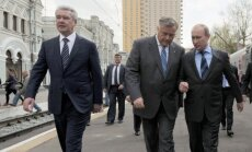 Sergejus Sobianinas, Vladimiras Jakuninas, Vladimiras Putinas