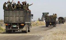 Irako pajėgos Tikrite