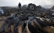 Malaizijos lėktuvo katastrofos vieta Ukrainoje