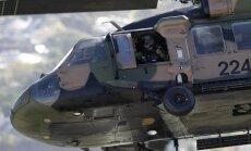 Australijos kariuomenės sraigtasparnis