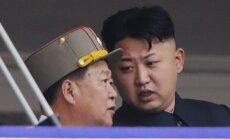 Choe Ryong Hae, Kim Jong Unas
