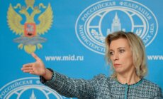 Maria Zakharova, spokeswoman for the Russian Foreign Ministry