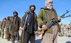 Talibano kovotojai