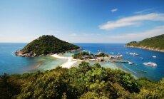 Tau sala, Tailandas
