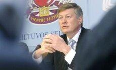 Artūras Paulauskas; 2006 m.