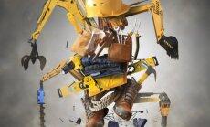 Robotas statybininkas