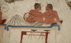 Slapti gėjų barai Anglijoje XVIII amžiuje: malonumas, galėjęs kainuoti gyvybę
