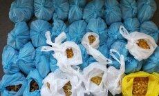 Россиянка пыталась провезти в Литву почти 15 кг янтаря