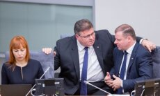 Jurgita Petrauskienė, Linas Antanas Linkevičius, Saulius Skvernelis