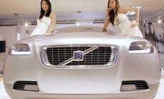Naujojo Volvo 3CC koncepcinis modelis.