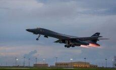 JAV bombonešis B-1B