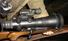 Vieno Kėdainių medžiotojų būrelio nario ginklas