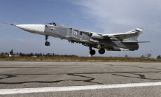 Sukhoi Su-24 Sirijoje