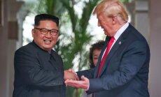 Donaldo Trumpo ir Kim Jong Uno susitikimas