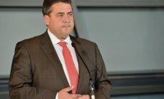 SPD pirmininkas Sigmaras Gabrielis