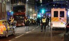 Išpuolis Londone