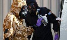 Policija tiria Skripalių apnuodijimo aplinkybes