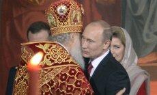 Patriarchas Kirilas, Dmitrijus Medvedevas