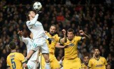 Čempionų lygos ketvirtfinalis: Real – Juventus