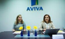 """Aviva Lietuva"" spaudos konferencija"