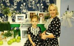 Diana Dargienė - atvirai apie laimę būti mama FOTO