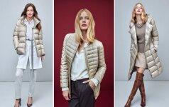 Žiemos garderobo favoritė – šilta pūkinė striukė