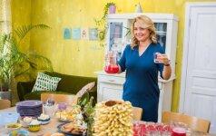Beata Nicholson kviečia atrasti Lietuvą ir pavalgyti tradicinių patiekalų