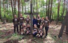 На литовском кладбище участников Миссии Сибирь 17 ждала печальная картина