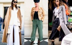 Madingas stilius, puikiai tinkantis brandesnio amžiaus moterims
