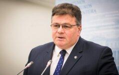 Глава МИД Литвы: праздновать вместе с Россией аннексию Крыма мы не будем