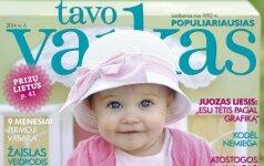 """""""Tavo vaikas"""" - vasaros žurnalas"""