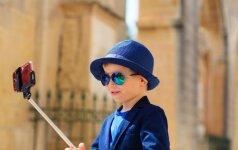 Telefono pavojai vaikui: patarimai tėvams