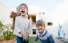 Kaip auklėti ir lavinti 2-4 metų vaikus: pataria pedagogės
