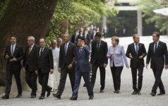 Страны G7 договорились продлить санкции против России