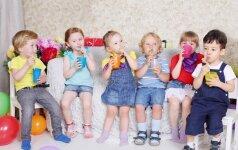 11 ramių žaidimų vaikams, kurie patiktų ir suaugusiems