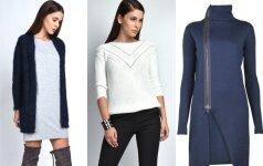 Žiemos išpardavimai: megztiniai ir kiti šilti drabužiai iki 30 EUR