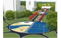 Как будут выглядеть 10 новых скверов в Вильнюсе