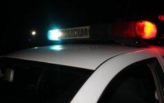 Уснувший в машине гражданин Польши стал жертвой грабителей