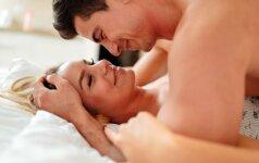 Po gimdymo keičiasi poros intymus gyvenimas: kas, kaip ir kodėl