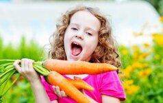 Gydytoja: ką valgyti vasarą, kad vaikas nesirgtų rudenį?