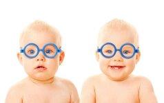 Dvynukai: daugiau džiaugsmo ar vargo?